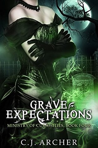 Ebook Grave Expectations by C.J. Archer read!