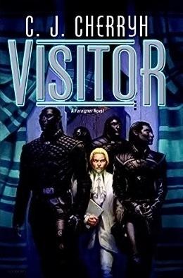 Visitor (Foreigner, #17)