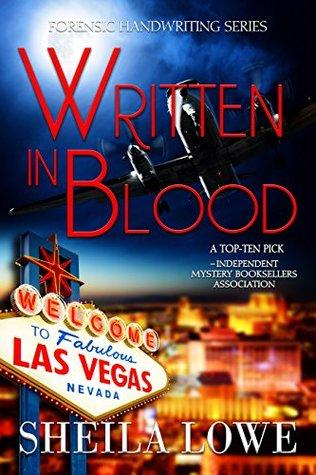 Written in Blood (Forensic Handwriting Mystery #2)