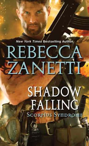 Quickie #Review SHADOW FALLING (The Scorpius Syndrome #2) by @RebeccaZanetti #Apocalypse #RomanticSuspense