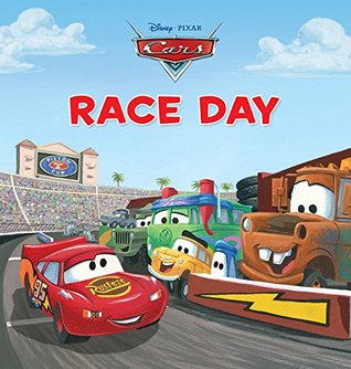 Cars: Race Day (Disney Short Story eBook)
