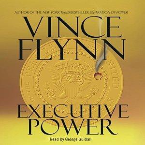 Executive Power (Mitch Rapp, #6)