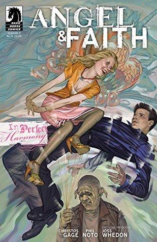 Angel & Faith #5