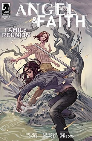 Angel & Faith #13