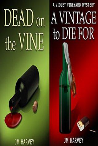 Violet Vineyard Cozy Mysteries Series Bundle: Books 1 and 2 of the Violet Vineyard Murder Mysteries