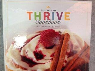 Shelf Reliance: Thrive Cookbook