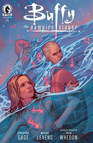 Buffy the Vampire Slayer: In Pieces on the Ground, Part 4 (Season 10, #24)