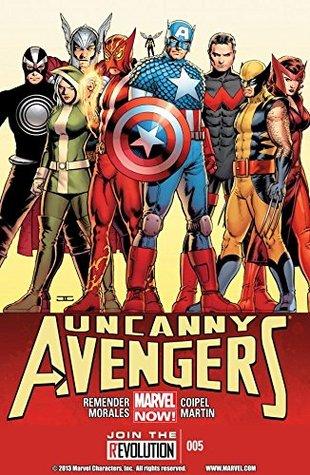 Uncanny Avengers (2012-2014) #5