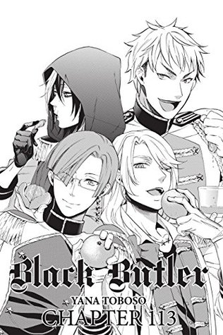Black Butler, Chapter 113