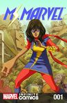 Ms. Marvel Infinite #1 by G. Willow Wilson