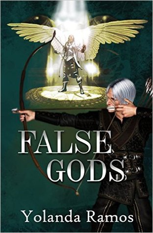 False Gods (The Sentinel, #2)