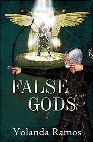 False Gods (The Sentinel, #2)