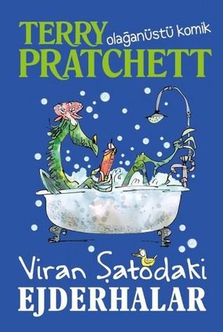 Viran Şatodaki Ejderhalar by Terry Pratchett