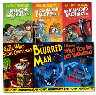 The Diamond Brothers Boxed Set, #1-4 & 6-7 (The Diamond Brothers, #1-4 & 6-7)