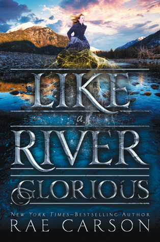 Like a River Glorious book cover
