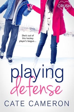 Playing Defense (Corrigan Falls Raiders, #2) por Cate Cameron
