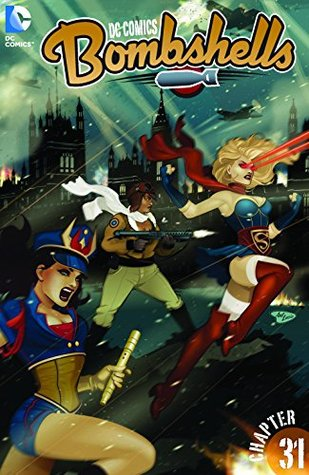 DC Comics: Bombshells #31
