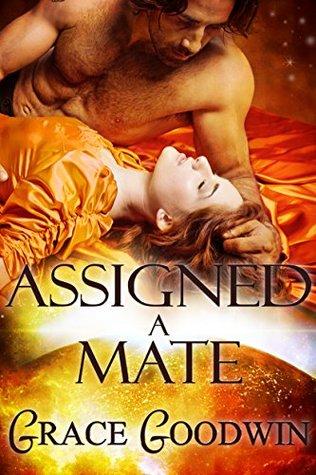 Assigned a Mate (Interstellar Brides Program, #1)