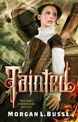 Tainted (Soul Chronicles, #1)