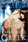 The Immortal Greek (The Immortals, #2)