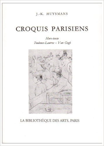 Croquis Parisiens (Collection Litteraire: Pergamine)