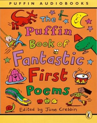 Puffin Book Of Fantastic First Poems (jab) (Puffin Audiobooks)