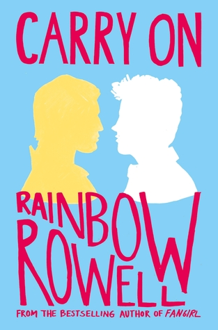 Carry On by Rainbow Rowell thumbnail