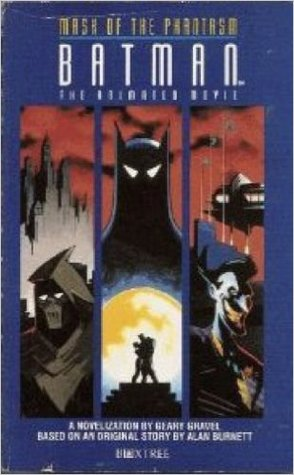 How To Return A Book On Audible >> Batman: Mask of the Phantasm by Geary Gravel