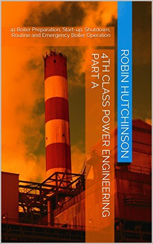 41 Boiler Preparation, Start-up, Shutdown, Routine and Emergency Boiler Operation: 4th class power engineering Part A