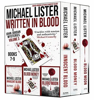 Written in Blood: Volume 3 (John Jordan Mysteries #7-9)