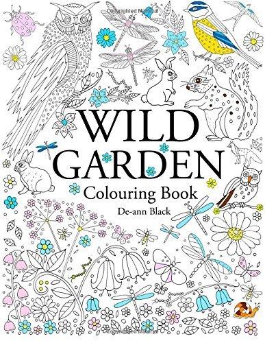 Wild Garden: Colouring Book