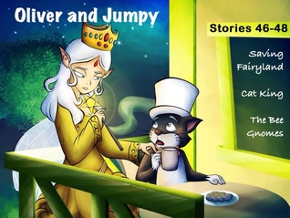 Oliver and Jumpy, Stories 46-48 by Werner Stejskal