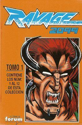 Ravage 2099, tomo 1