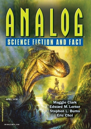 Analog Science Fiction and Fact, April 2016