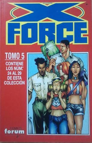 X-Force, tomo 5