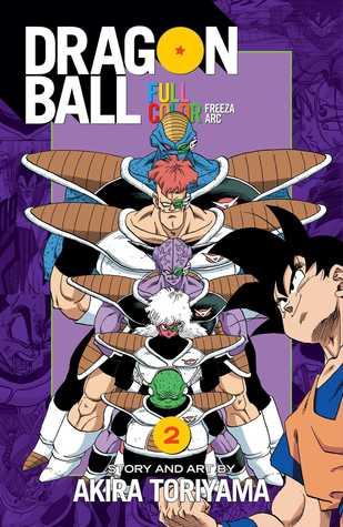 Dragon Ball Full Color: Freeza Arc, Vol. 2