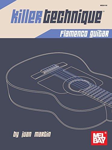 Killer Technique Flamenco Guitar