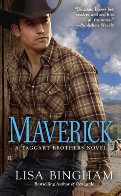 Maverick (Taggart Brothers, #3)
