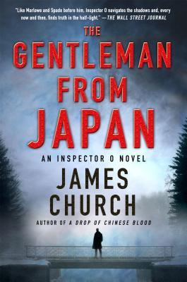 The Gentleman from Japan (Inspector O, #6)