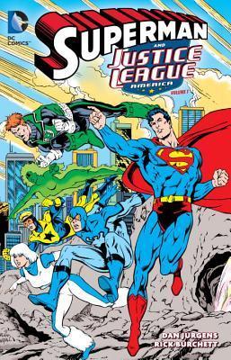 Superman & Justice League America, Vol. 1