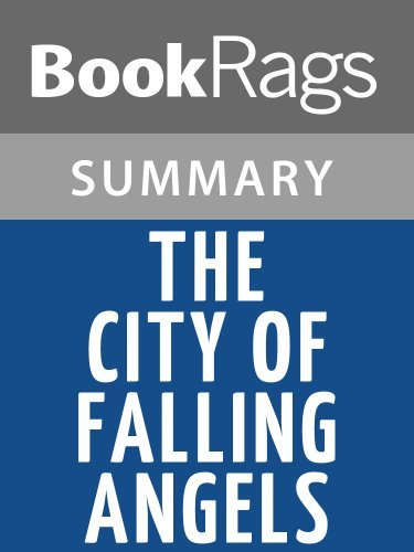 The City of Falling Angels by John Berendt l Summary & Study Guide