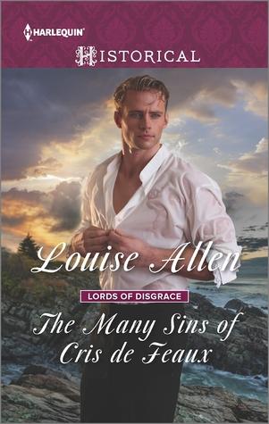 The Many Sins of Cris de Feaux(Lords of Disgrace 3)
