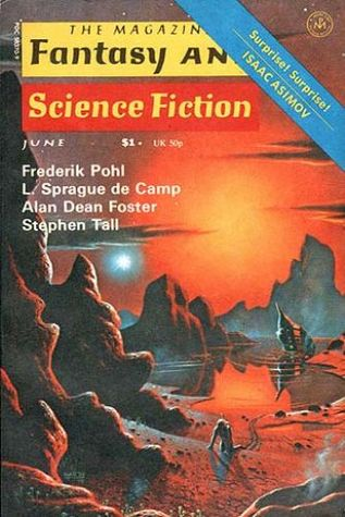 The Magazine of Fantasy and Science Fiction, June 1976 (The Magazine of Fantasy & Science Fiction, #301)