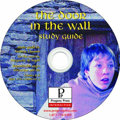 The Door in the Wall Study Guide CD-ROM