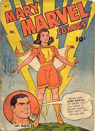 Mary Marvel #1