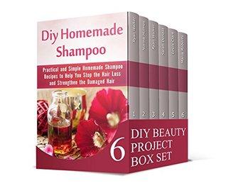 DIY Beauty Projects Box Set: DIY Jewelry Making Tutorials Plus Simple Homemade Shampoo Recipes