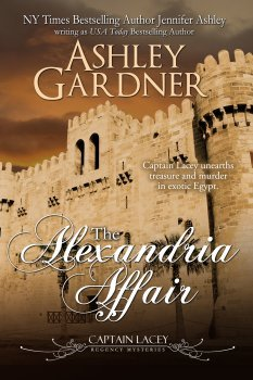 The Alexandria Affair (Captain Lacey Regency Mysteries, #11)