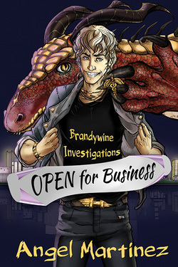 Open for Business (Brandywine Investigations #1-3)