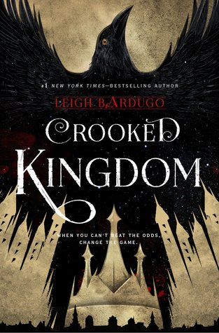 Image result for crooked kingdom cover