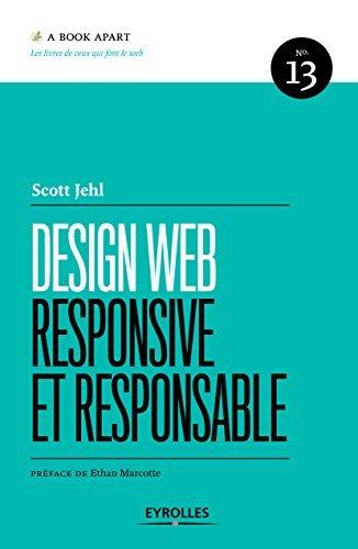 Design web responsive et responsable (A Book Apart)